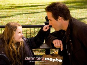 Definitely--Maybe-