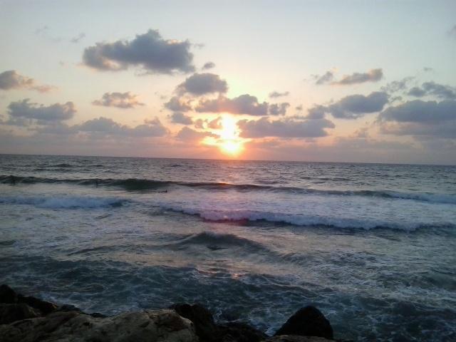Sunset-tel-aviv